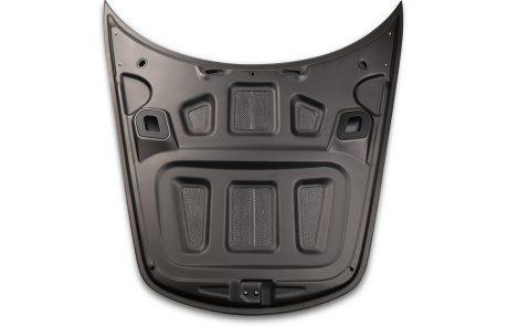 Porsche Carbon Fiber Hood Bottom