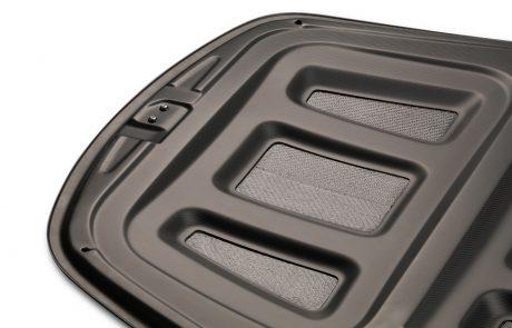 Apollo Aero Carbon Fiber Porsche Hood Under