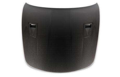 Porsche Carbon Fiber Hood Top